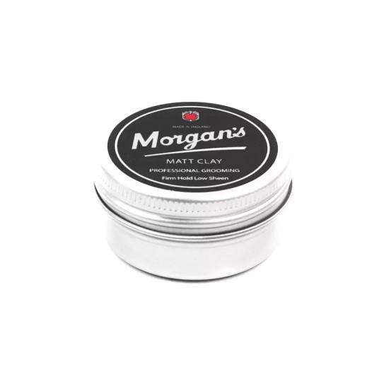 Glinka Do Stylizacji Włosów Morgan's Matt Clay 15 ml M180