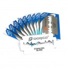 Żyletki Dorco St-300 Platinum HI-Stainless Razor Blades 100 szt. 1