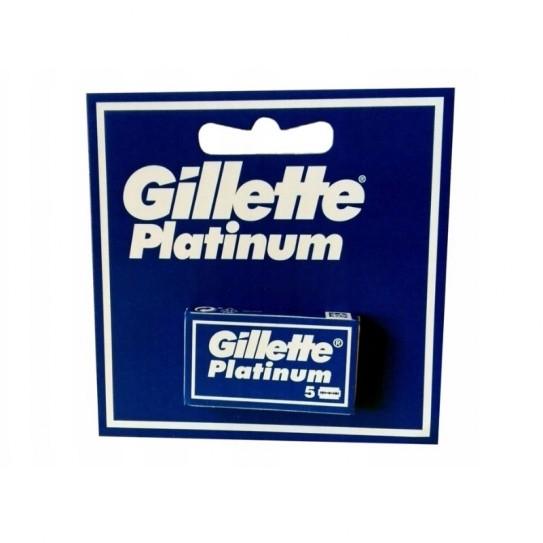 Żyletki Gillette Platinum 5 szt. (Blister)