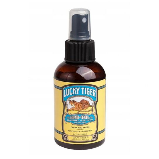 Dezodorant i spray do ciała LUCKY TIGER 100 ml