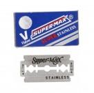 Żyletki Super-Max Superstainless DE Razor Blades 200 szt. 1