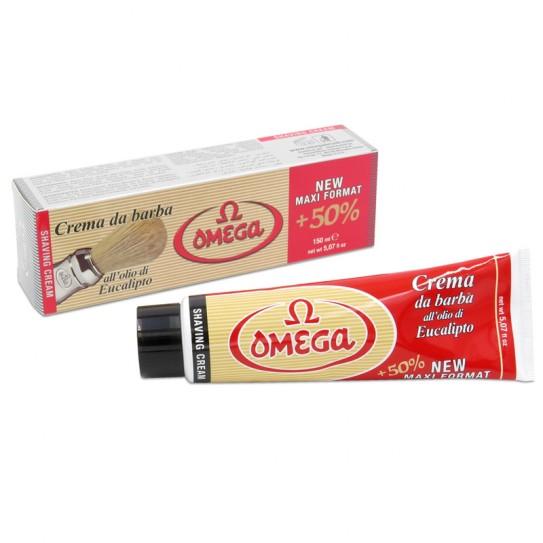 Krem do golenia Omega z eukaliptusem 150 ml
