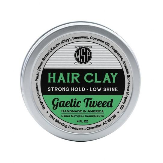 Glinka do stylizacji włosów WSP Hair Clay Gaelic Tweed 120 ml