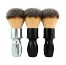 Pędzel do golenia Razorock Glossy Black 400 Plissoft Shaving Bush 2