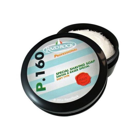 Mydło do golenia Razorock P.160 Professional Shaving Soap 150 ml