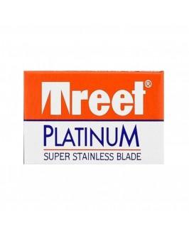 Żyletki Treet Platinum Super Stainless Blade 10 szt