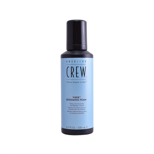 Pianka Do Włos 243 W American Crew Fiber Grooming Foam 200ml