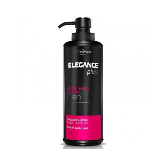 "Lotion po goleniu Elegance Plus After Shave ""Tonizujący"" 500 ml"