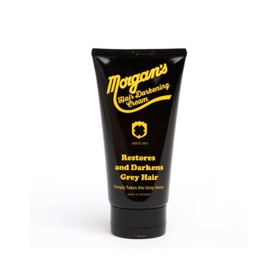Krem do tonowania siwych włosów Morgan's Hair Darkening Cream 150 ml M004
