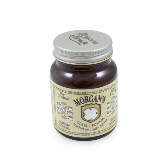 Pomada Do Stylizacji Włosów Morgan's Classic Pomade with Almond Oil and Shea Butter 100 g M013