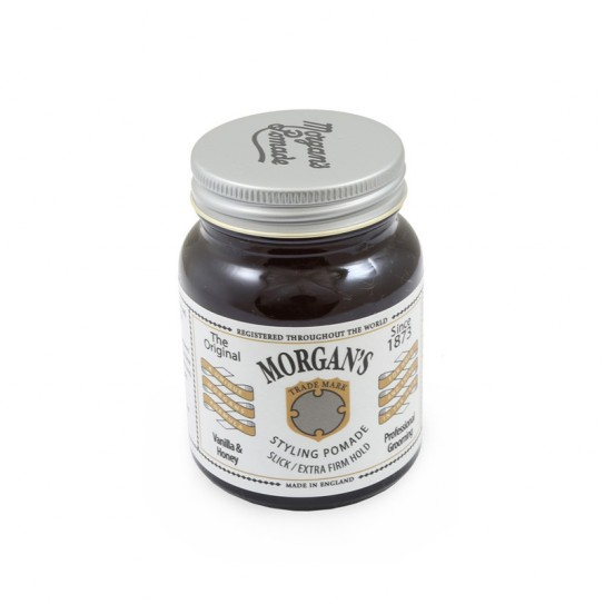 Pomada Do Stylizacji Włosów Morgan's Vanilla & Honey Extra Firm Hold Pomade 100 g M109