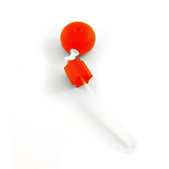 Atomizer z pompką Proraso Dispenser Spray Orange do opakowań o objętości 100 ml