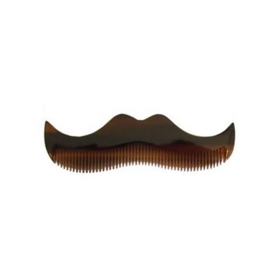 Grzebień Do Wąsów Morgan's Amber Moustache Comb M084