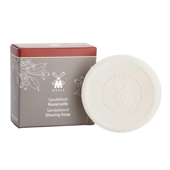 Mydło do golenia Muhle Sandalwood Shaving Soap 65 g