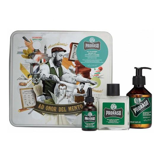Zestaw prezentowy Proraso Refreshing gift set