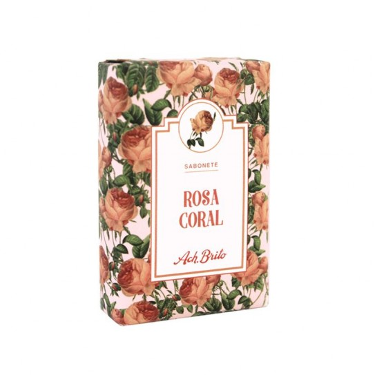 Mydło toaletowe Ach. Brito Coral Rose Soap 75 g