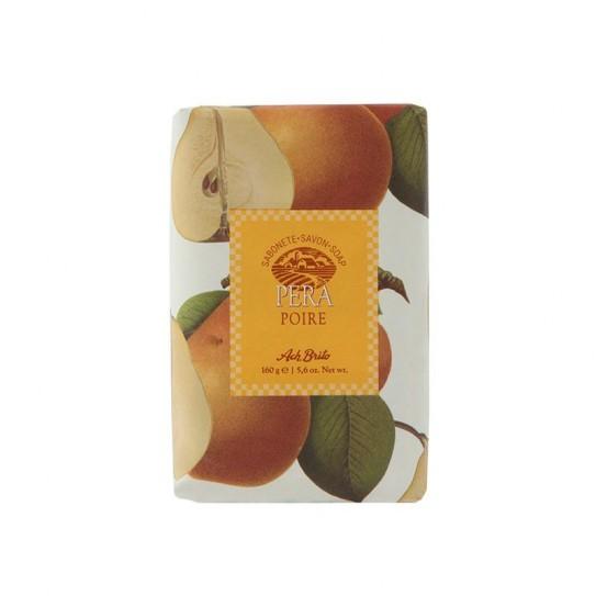 Mydło toaletowe Ach. Brito Pear Soap 160 g (Gruszka)