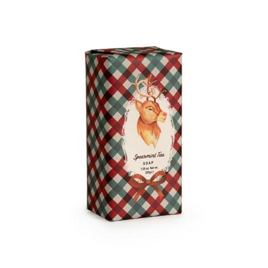 Mydło toaletowe Ach. Brito Spearmint Tea Soap 200 g