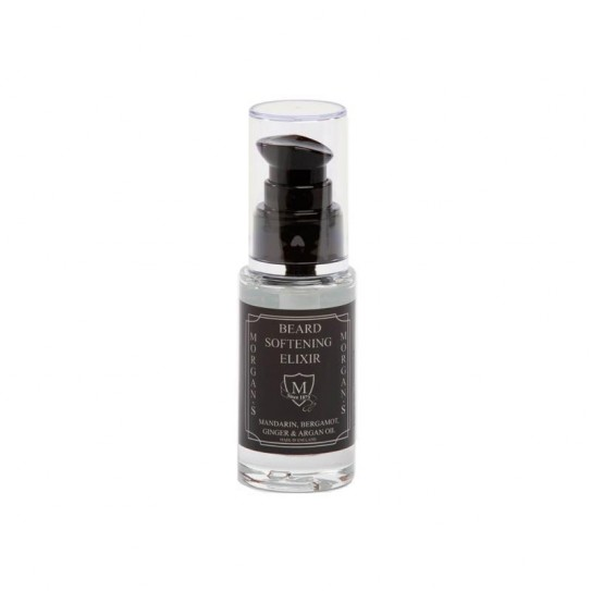 Eliksir zmiękczający do brody Morgan's Beard Softening Elixir 30 ml M040