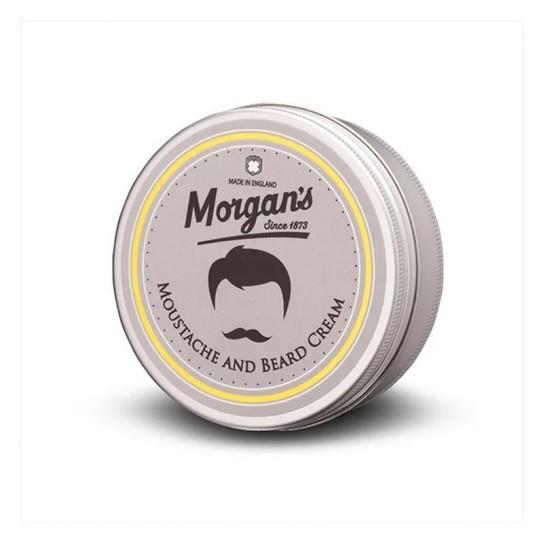 Krem do wąsów i brody Morgan's Moustache & Beard Cream 15 ml M144