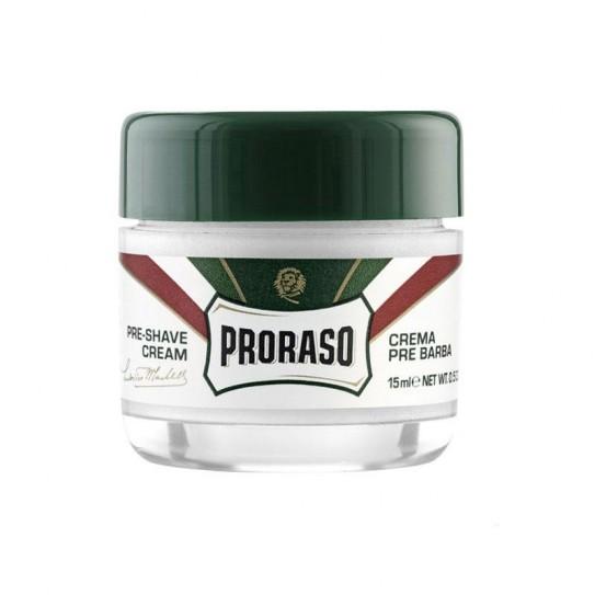 Krem przed goleniem Proraso z Eukaliptusem i Mentolem 15 ml