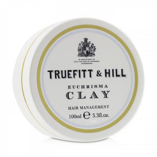 Modelująca glinka do stylizacji włosów Truefitt & Hill Euchrisma Clay 100 ml
