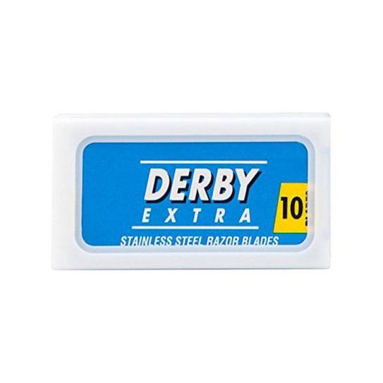 Żyletki Derby Extra Bluе 10 szt.