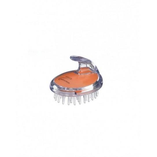 Szczotka do masażu skóry głowy Kent Sh1 Orange