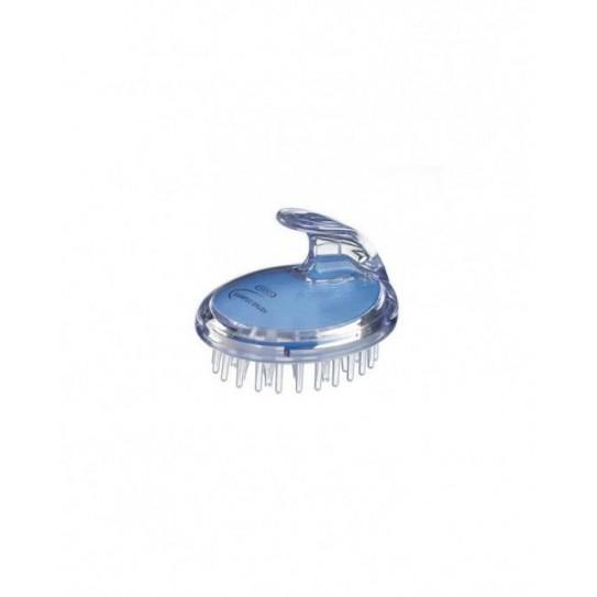 Szczotka do masażu skóry głowy Kent Sh1 Blue