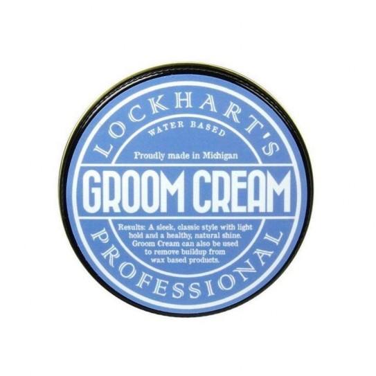 Krem do stylizacji włosów Lockhart's Groom Cream 105 g
