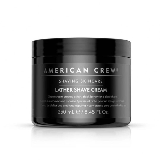 Krem do golenia American Crew Lather Shave Cream 250 ml