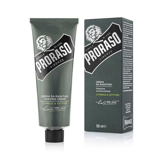 Krem do golenia Proraso Cypress & Vetyver Shaving Сream 100 ml