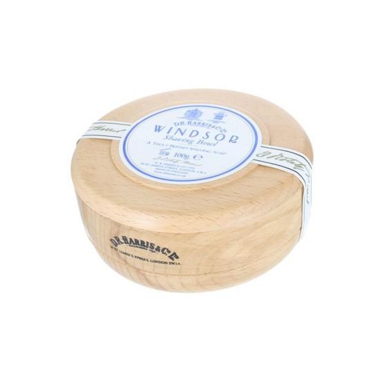 Mydło do golenia D.R. Harris Windsor shaving soap wood 100g 20102
