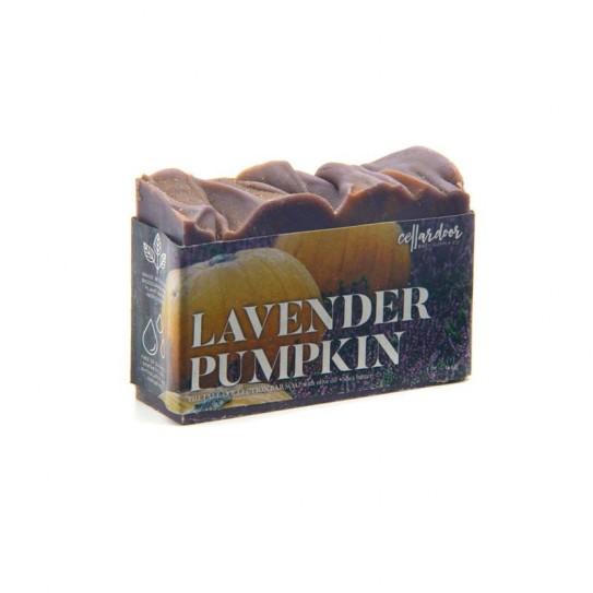 Mydło do ciała w kostce Cellar Door Lavander Pumpkin 142g