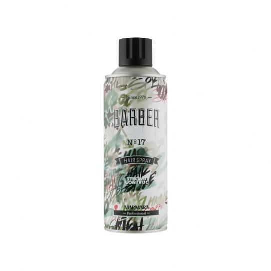 Spray do stylizacji włosów Marmara Barber Hair Spray №17 400 ml