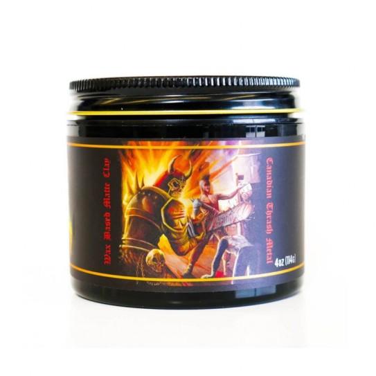 Glinka do stylizacji włosów Lockhart's Canadian Thrash Metal Matte Clay 114 g