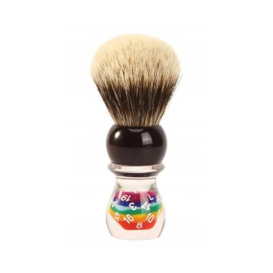 Pędzel do golenia Yaqi Brush R2002-B