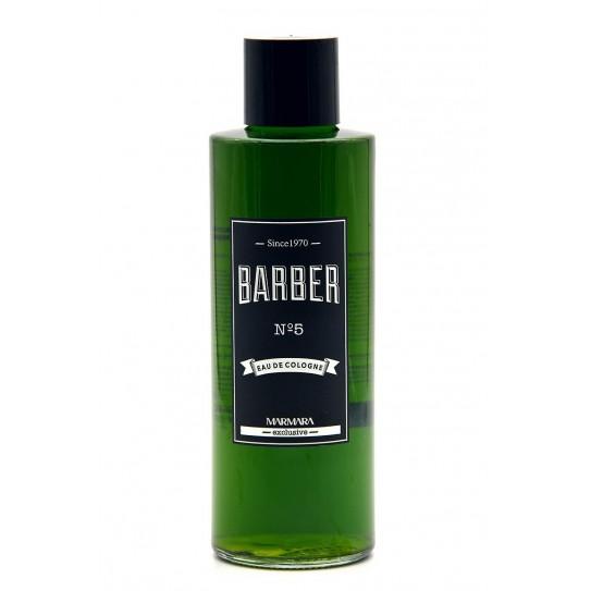 Woda kolońska Marmara Eau De Cologne Barber N.5 500 ml