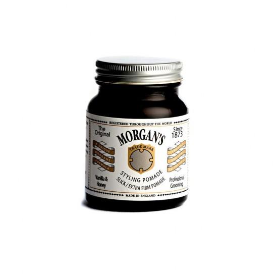 Pomada do stylizacji włosów Morgan's Vanilla & Honey Extra Hold Pomade 50 g