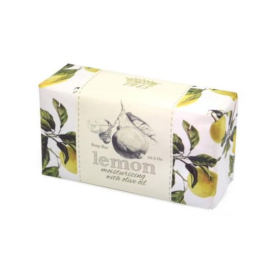 Mydło do ciała Saponificio Varesino Lemon & Olive Oil Natural Soap 300 g