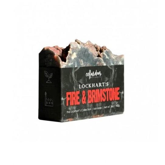 Mydło do ciała w kostce Cellar Door Fire And Brimstone 142g