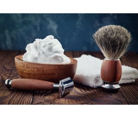 Sekrety idealnej piany albo do czego służą naczynia do golenia?