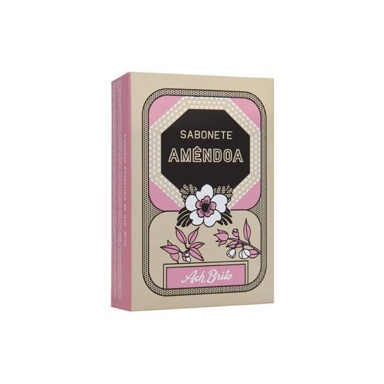 Mydło Ach Brito Amendoas 90 g z Migdałem