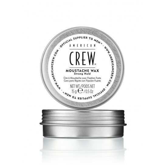 Wosk do wąsów American Crew Moustache Wax Strong Hold 15 g