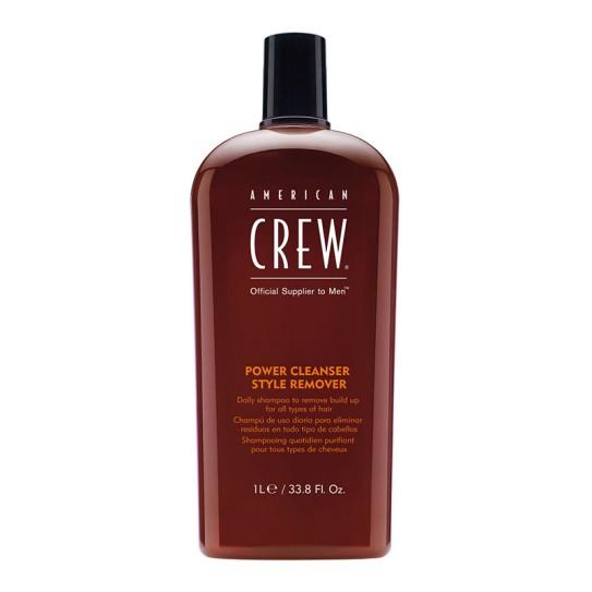 Szampon American Crew Power Cleanser Style Remover Shampoo 1000 ml do głębokiego oczyszczania