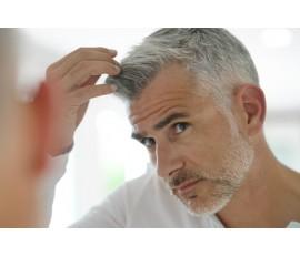 Siwe włosy atakują! TOP 3 sposoby na ukrycie i zatrzymanie siwienia