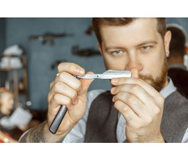 Jak golić się szawetą bez zacięć?