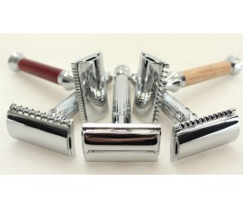 W ofercie naszego sklepu następujące maszynki do golenia na żyletki: