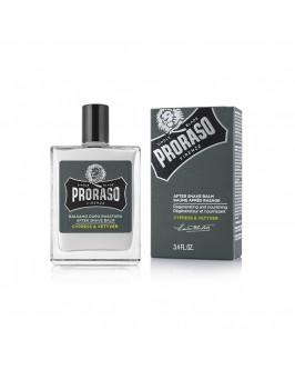 Balsam po goleniu Proraso Cypress & Vetyver After Shave Balm 100 ml