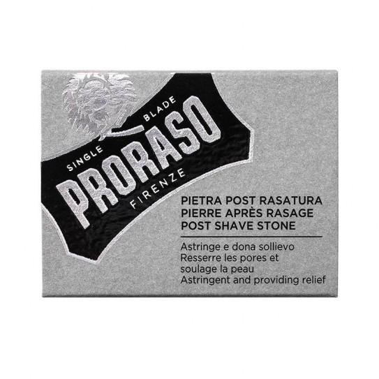 Blok ałunu na skaleczenia Proraso Post Shave Alum Stone 100 g